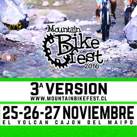 Mountainbikefest Tercera Versión