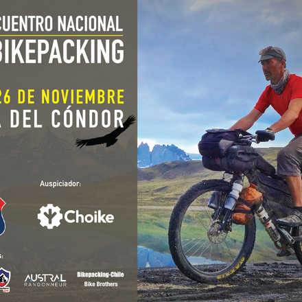 Primer encuentro Ruta del Condor Bike Packing