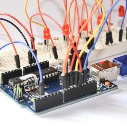 Taller de introducción a Arduino y electrónica básica