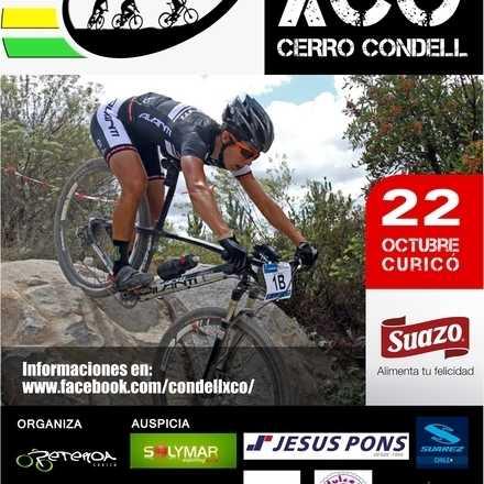 XCO Cerro Condell - CURICO  - 6° Fecha Campeonato Mtb Región del Maule