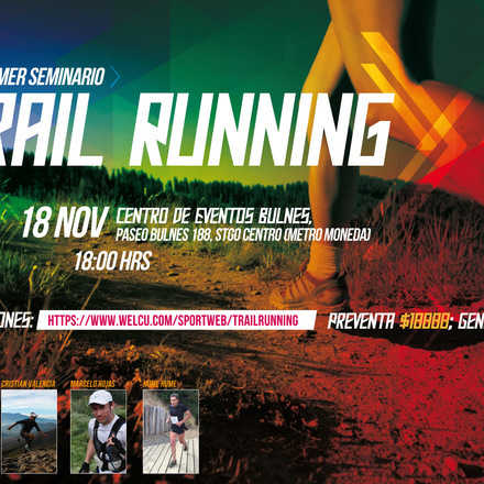 Seminario Trail Running