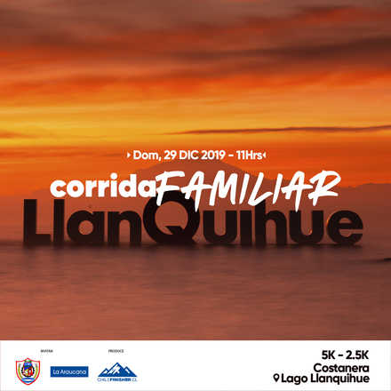 CORRIDA FAMILIAR LLANQUIHUE