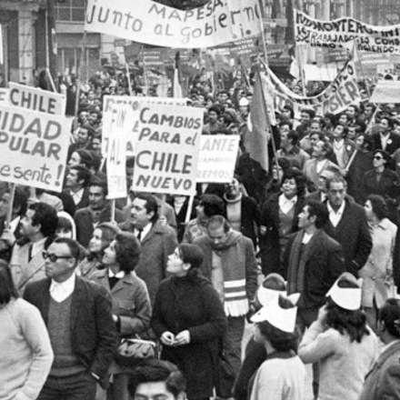 La elección presidencial de 1970 y el Gobierno de la Unidad Popular