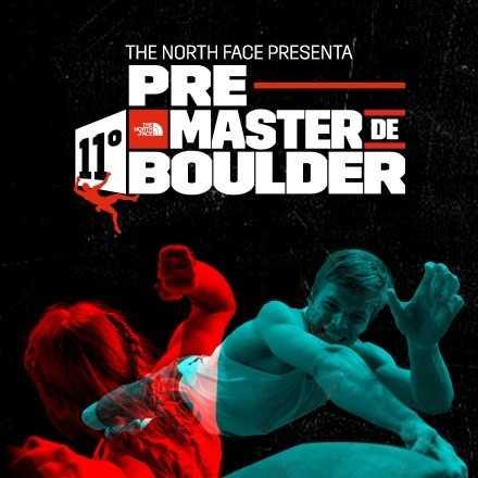 The North Face Master de Boulder 2018