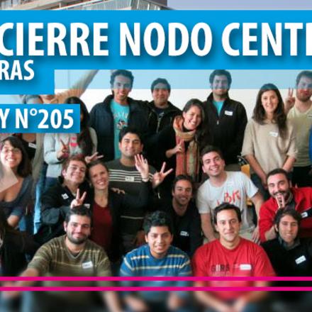Seminario Cierre Nodo Centro NESIS