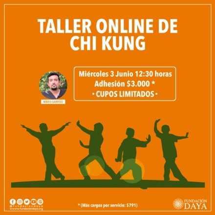 Taller de Chi Kung Terapéutico