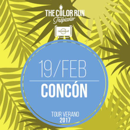 The Color Run Concón 2017