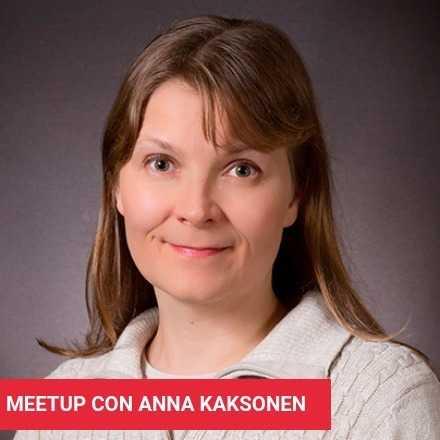 MeetUp con Anna Kaksonen