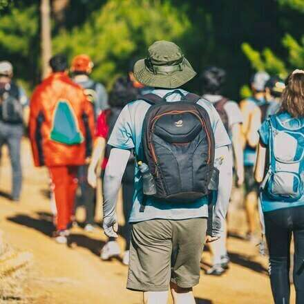 Trekking al Cerro Cayumanque, septiembre 2021