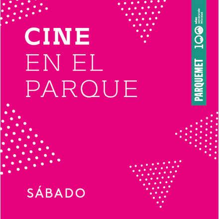 Cine en el Parque Sábado