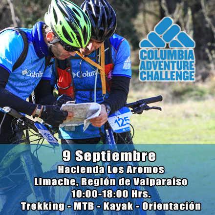 Columbia Adventure Challenge 3º Fecha 2017