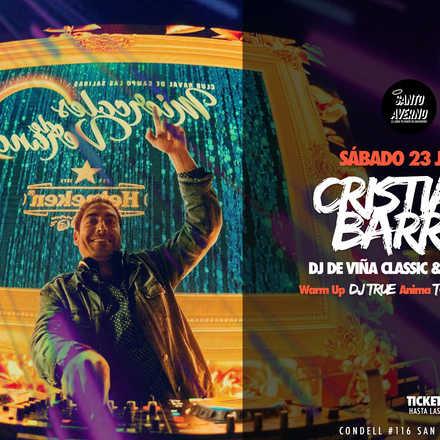 SANTO AVERNO / DJ CRISTIAN BARRA
