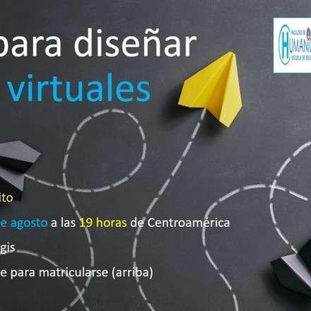 Ideas para el diseño de cursos virtuales