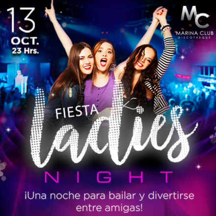 Fiesta Ladies Night