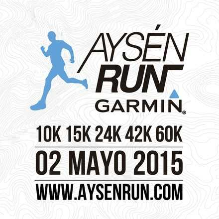 Aysén Run GARMIN 2015