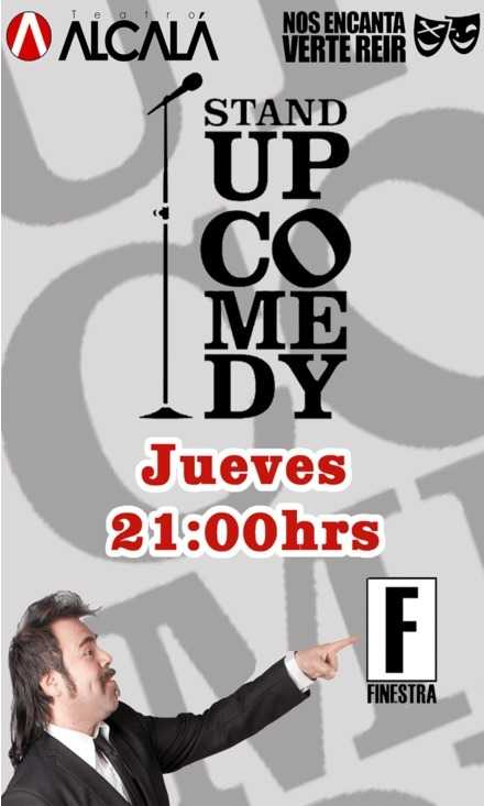 VARIETE STANDUP COMEDY (Abril 2014)