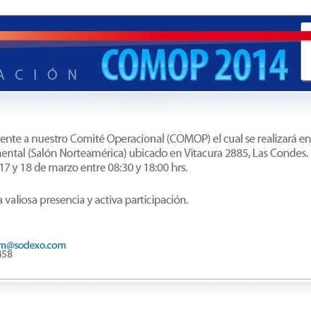 Copia de COMOP Marzo 2014