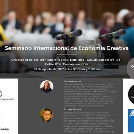Seminario Internacional de Economía Creativa