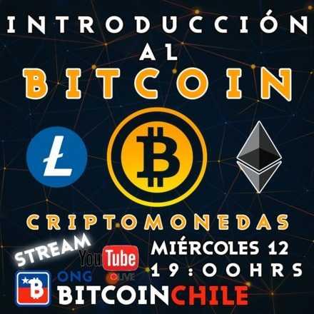 Introducción al Bitcoin y las Criptomonedas - 12 de Junio