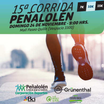 15ª Corrida Peñalolén