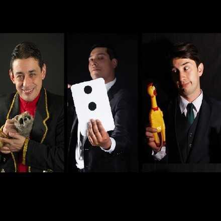 """Show de Magia """"Circulo mágico Puerto Varas"""""""