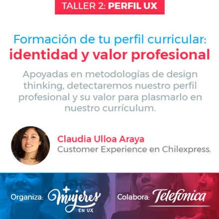 Formación de tu perfil curricular: identidad y valor profesional
