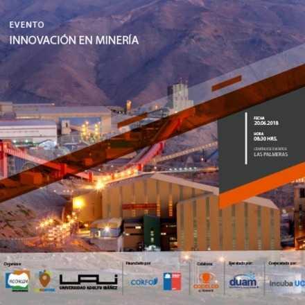 Evento Innovación en Minería