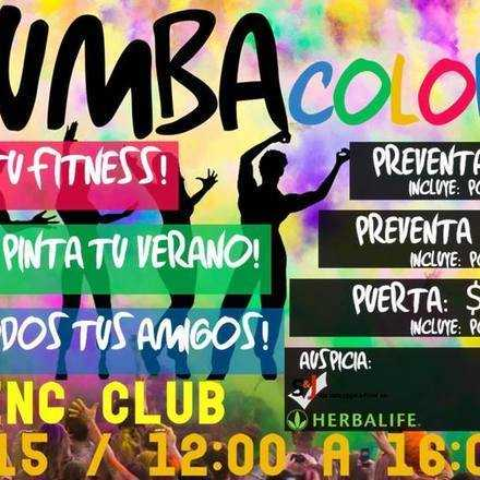 Zumba color