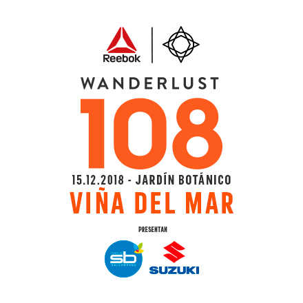 Wanderlust 108 Viña 2018