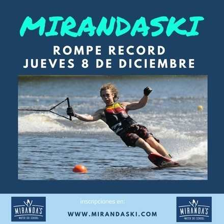 Mirandaski Rompe Record 2016