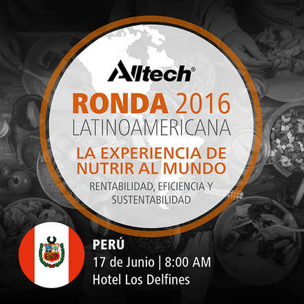 Ronda Latinoamericana 2016 de Alltech Perú