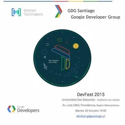 Google DevFest 2015