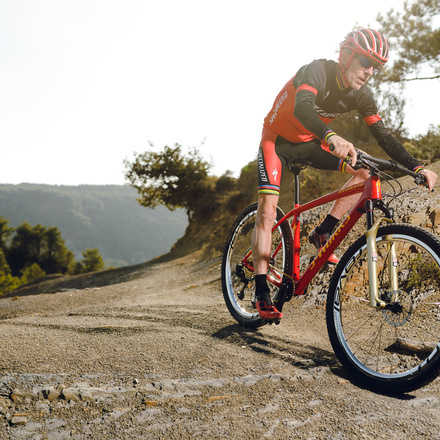 #SOYSPECIALIZED TRAE A  CHILE A NED OVEREND