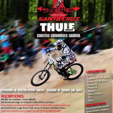 Segunda Válida de Downhill y Enduro Capital Cup