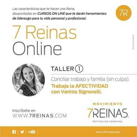 Taller Online: Conciliación familia y trabajo