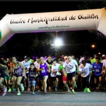 5ª Corrida Nocturna Quillón 2019