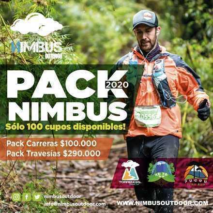 Pack Nimbus 2020
