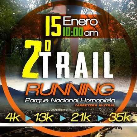 II Trail Running Parque Nacional Hornopiren 2017