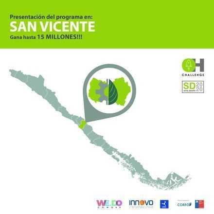 OH Challenge 2020 San Vicente de Tagua Tagua