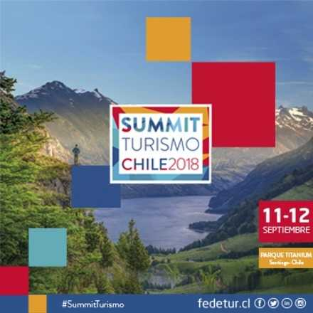 Summit Turismo, Chile 2018