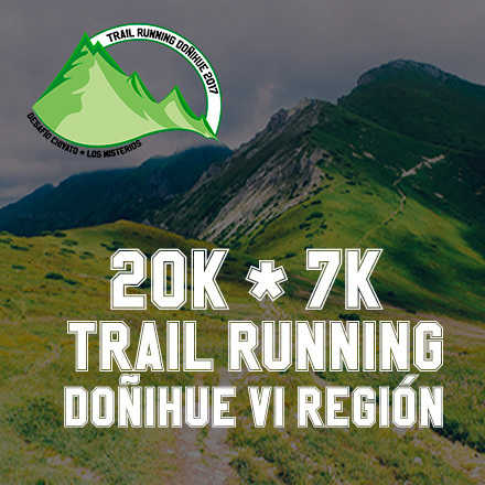 Trail Running Doñihue 2017