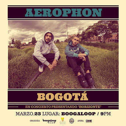 Aerophon En Bogotá