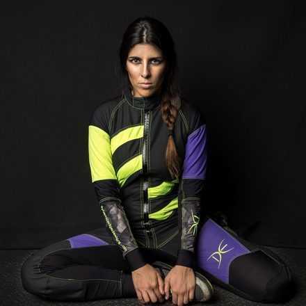 Daniela Espinel te invita a ganar un Salto en paracaídas en Xielo Skydive.