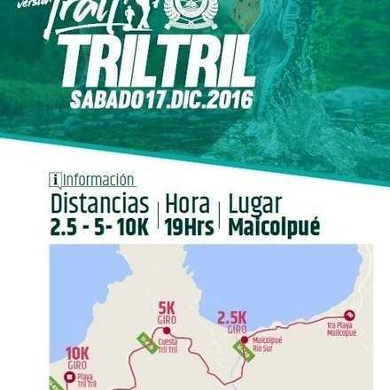 Tercera Versión Trail Running Tril Tril 2016