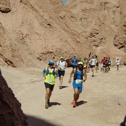 Catarpe Atacama Trail 2018