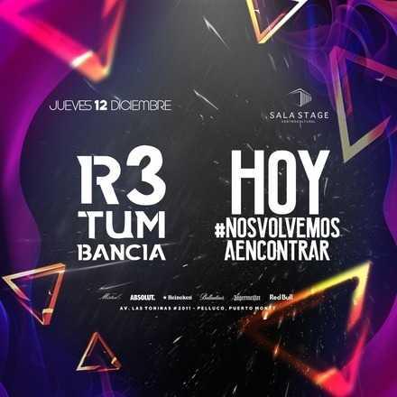 R3TUMBANCIA // Cortesias