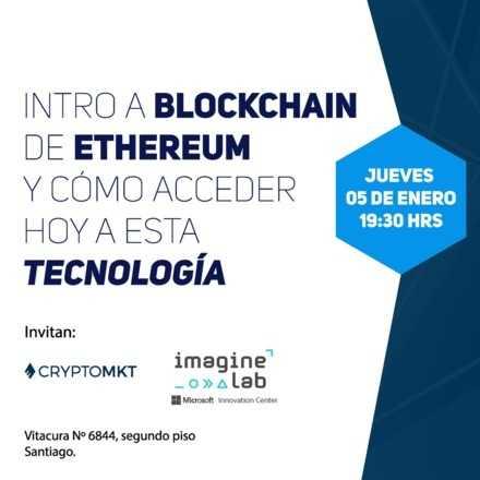 Introducción a Blockchain de Ethereum