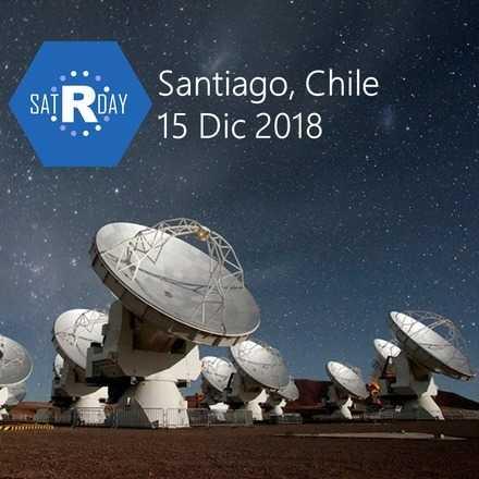 satRday Santiago 2018