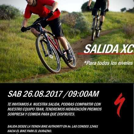 Salida XC Bike Authority