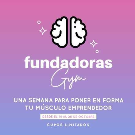 Gym Octubre Fundadoras